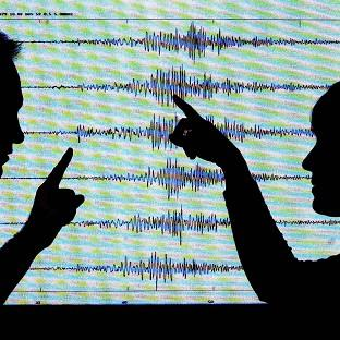 An earthquake which hit the East Midlands was 'average' for the UK
