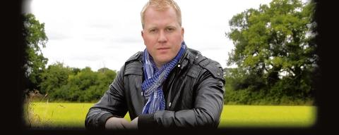 Halstead: Psychic medium Tony Stockwell visits this weekend