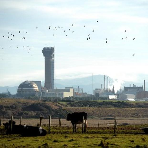 The cost of decommissioning the Sellafield nuclear site has topped 67 billion pounds, figures show