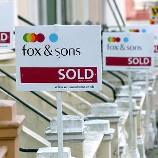 Figures suggest 41 per cent of homes have been sold for a loss since 2007