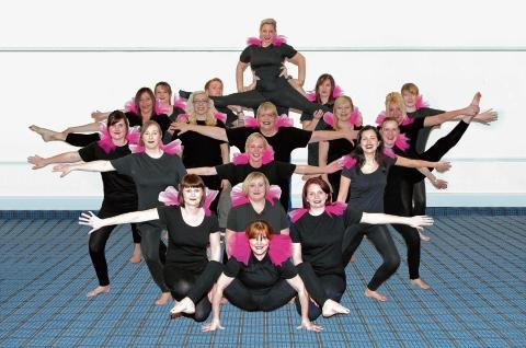 Halstead: Mums learn routine to surprise dance school leader