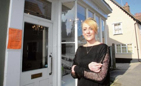 Halstead: 'High rates on High Street are crippling business'