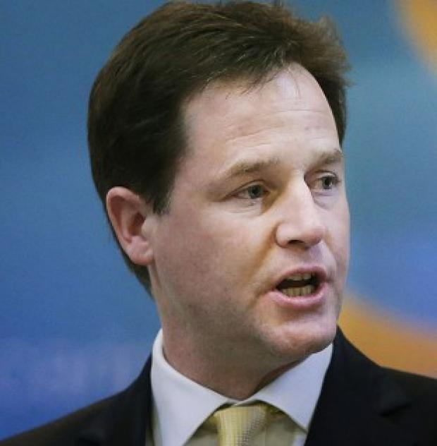 Nick Clegg wants a bail-like system of security bonds to tackle visa abuse