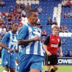 Halstead Gazette: Road to recovery - Colchester United midfielder Craig Eastmond will continue his comeback from injury tonight at