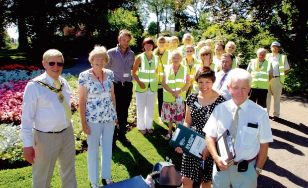 Halstead in Bloom AGM to be held on February 7