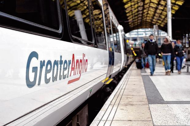 Greater Anglia joint last in customer satisfaction survey