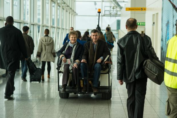 18 million passengers used Stansted Airport in the past year