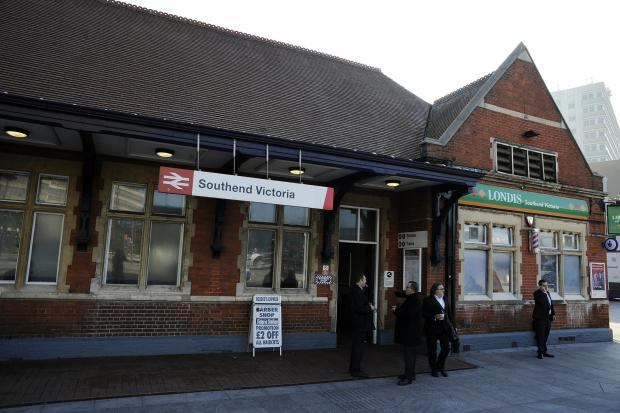 A number of services to Southend Victoria have been affected