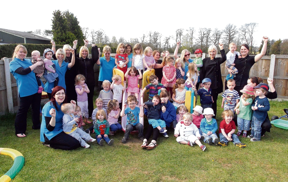 Inspectors impressed by nursery improvements