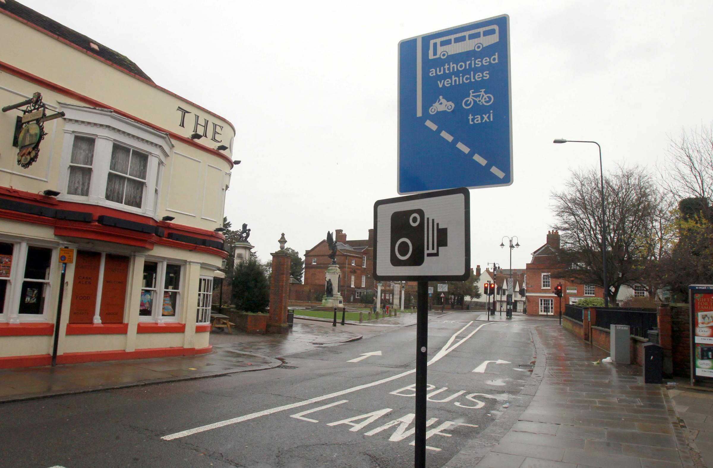 County Hall waives £1 million Colchester bus lane fines