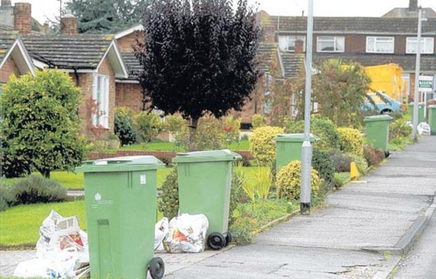 Council bin collections delayed due to vehicle breakdown