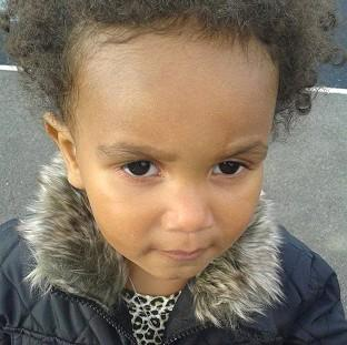 Halstead Gazette: The mother of Amina Agboola, two, from Yaxley, Cambridgeshire, has been charged in connection with her death.