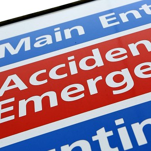 Data shows almost 12,000 people made more than 10 visits to the same A&E unit in 2012/13