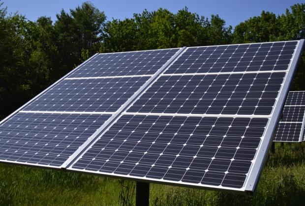 Parish council submits application for solar panels