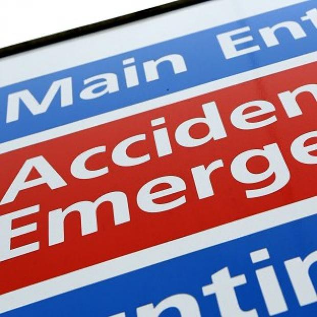 Halstead Gazette: Figures indicate a fall in the number of patients seen within four hours at accident and emergency departments.