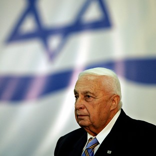 Former Israeli prime minister Ariel Sharon has died aged 85 (AP)