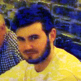 Missing student Harry Martin
