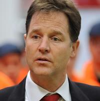 Halstead Gazette: Nick Clegg is not in favour of welfare reforms penalising the young
