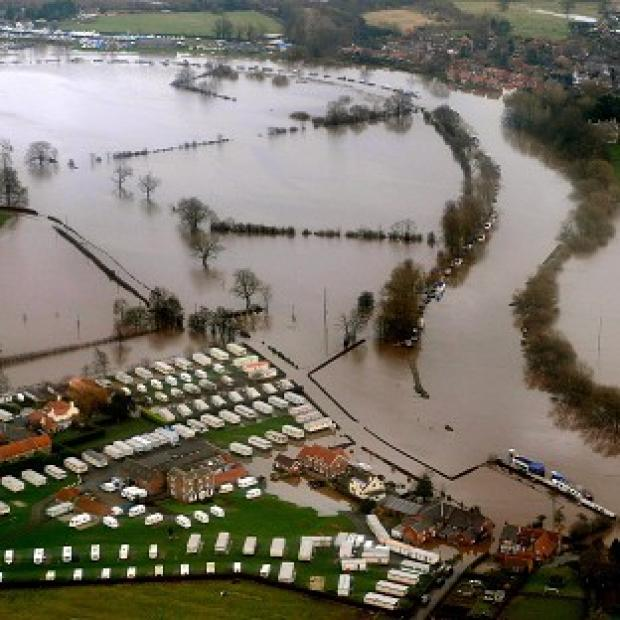 Halstead Gazette: With saturated ground, forecasters say the public should be aware of the likelihood of localised flooding