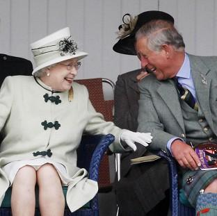 Charles' press office is to merge with the Queen's