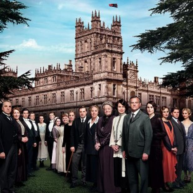 Halstead Gazette: American fans of Downton Abbey are disappointed that the hit drama will continue to be broadcast months behind the UK