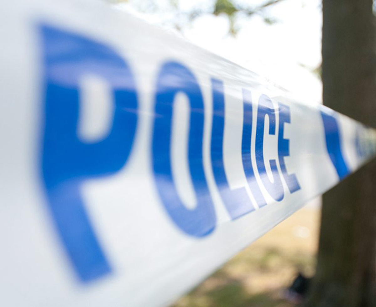 Two-vehicle smash on the A120 near Dunmow