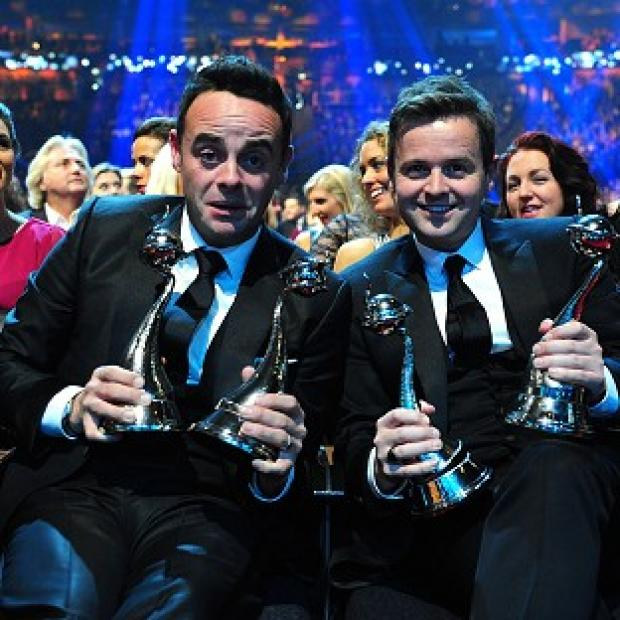 Halstead Gazette: Ant and Dec celebrate with their National Television Awards