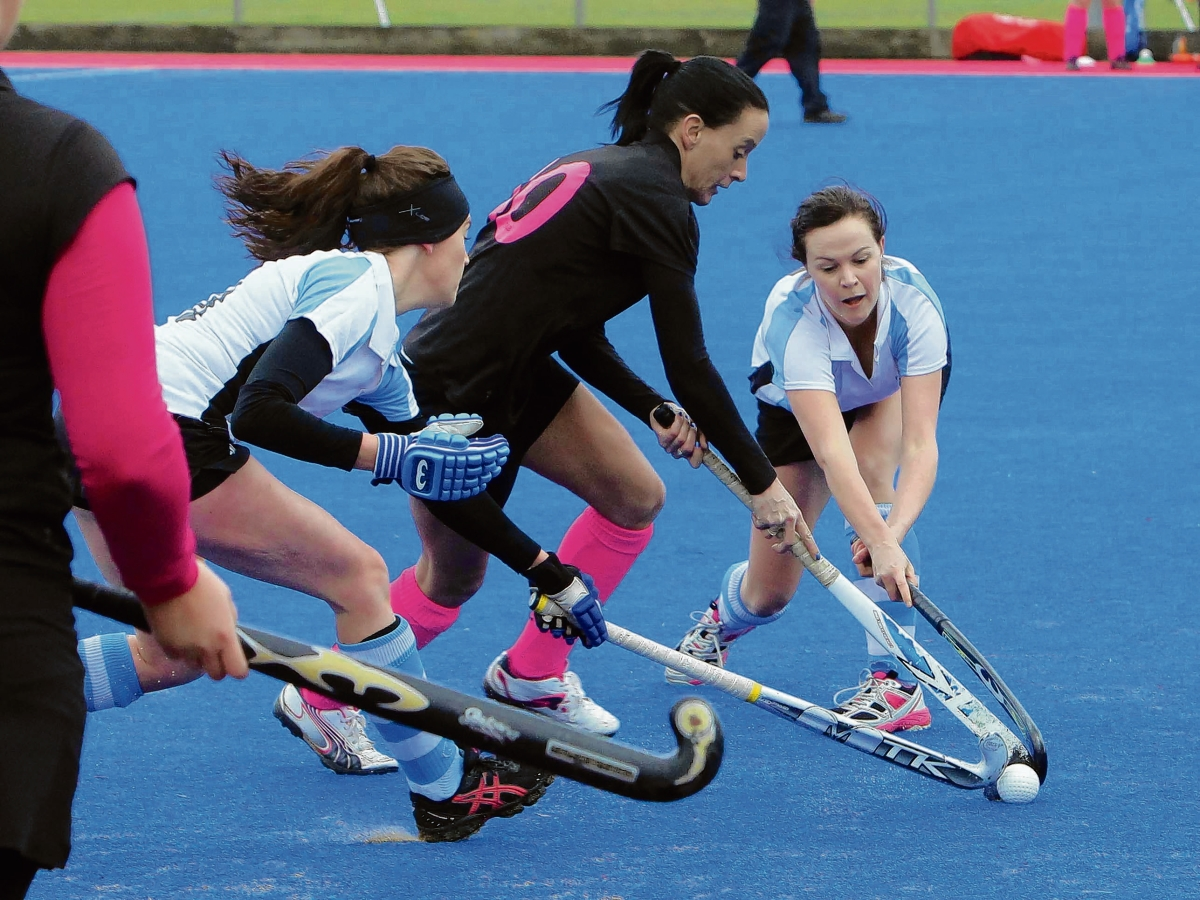 Phoenix Hockey Club encourage women to take up the sport