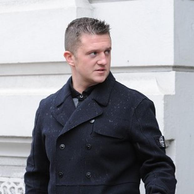 Halstead Gazette: Tommy Robinson, founder of the EDL, has been jailed for defrauding the Abbey and Halifax banks