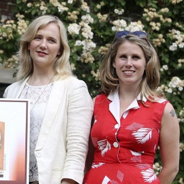 Halstead Gazette: Stella Creasy MP (left) and Caroline Criado-Perez suffered abuse over a campaign to get a woman on bank notes