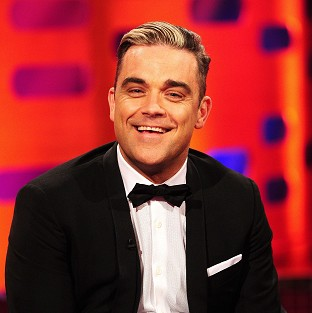 Streets will be named after some of Robbie Williams's most famous songs