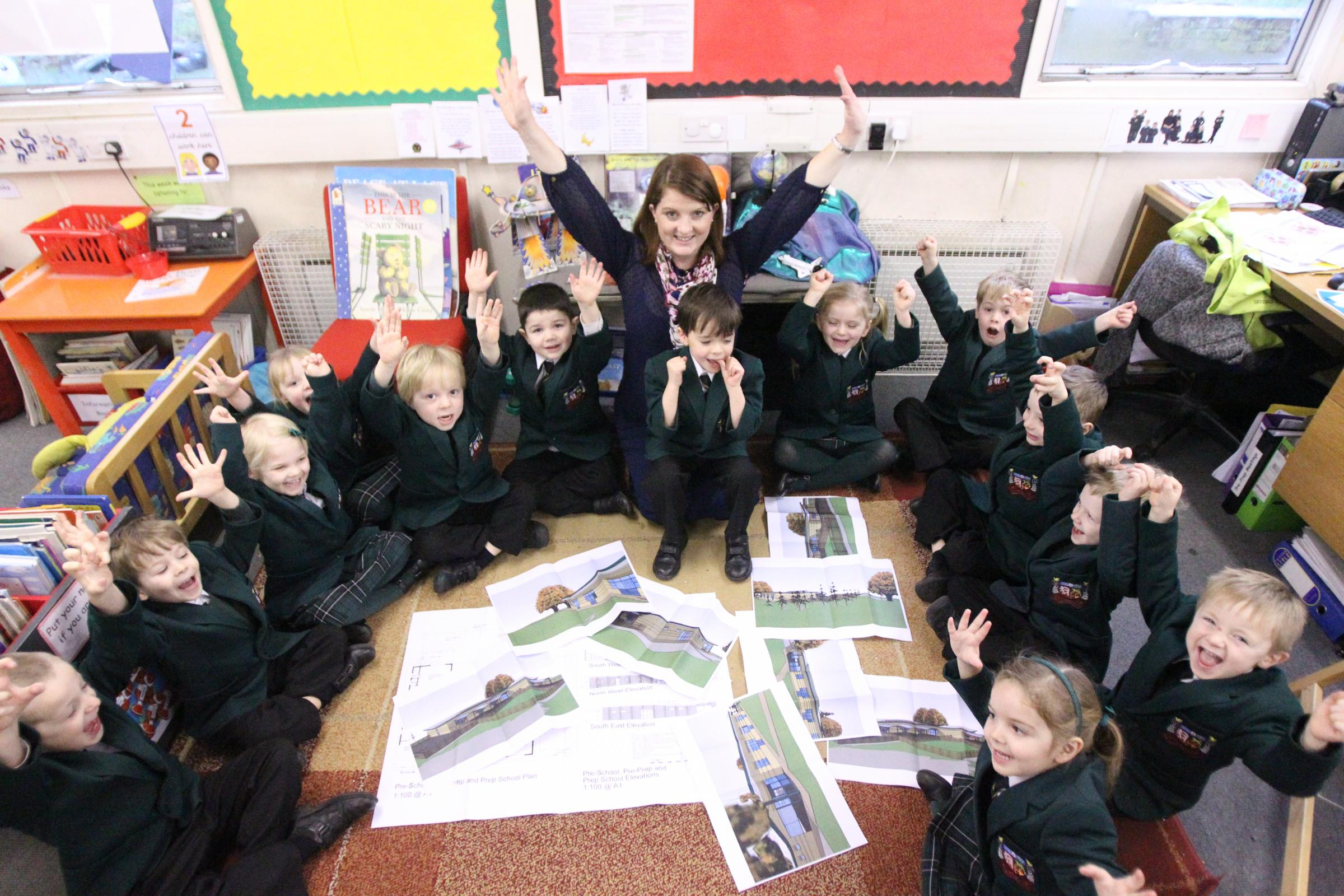 School sets sights on £1million rebuild