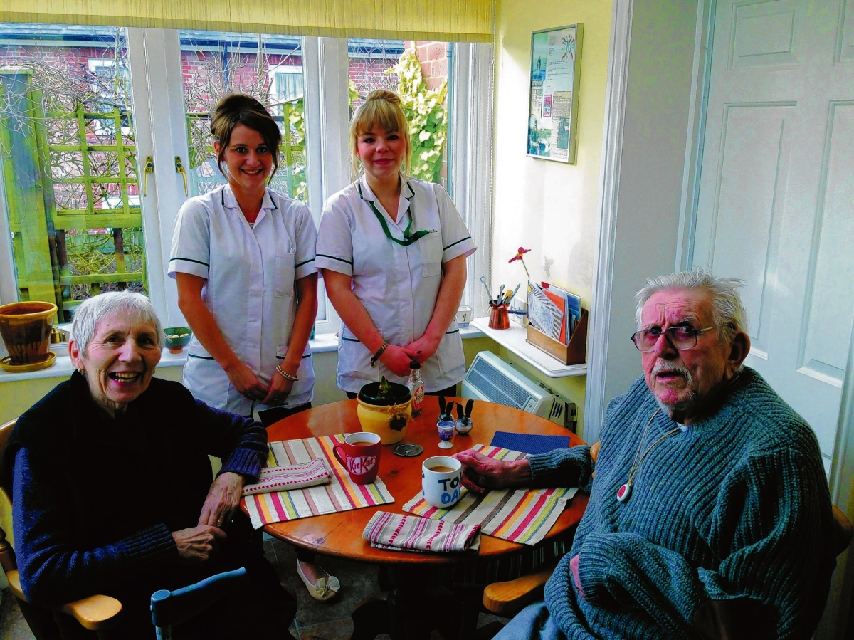 Care service receives inspection boost