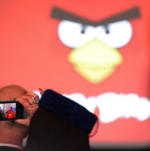 Halstead Gazette: The Angry Birds mobile phone app is used by spy agencies to gain information on players, according to leaked documents