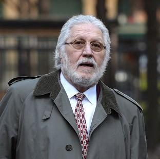 Former DJ Dave Lee Travis is facing trial at Southwark Crown Court