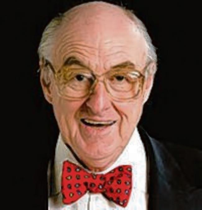 Enjoy an evening of fun and laughter with Henry Blofeld