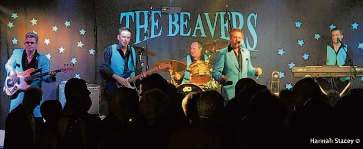 The Beavers. Photo by Hannah Stacey