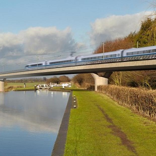 Halstead Gazette: The Government said it was not in the public interest to make the HS2 report public