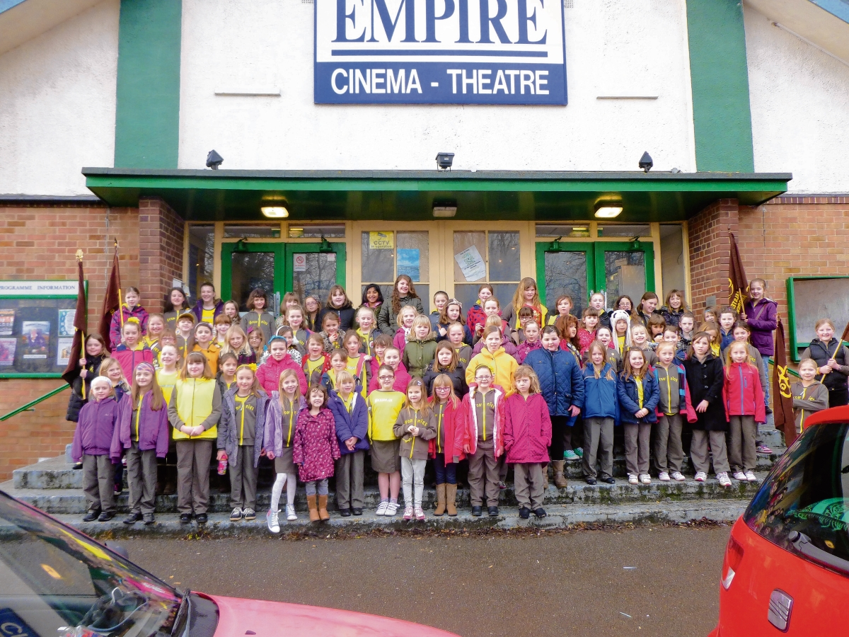 Brownies celebrate 100th birthday