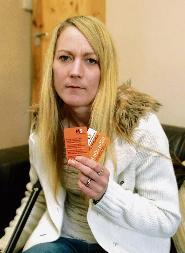 Halstead Gazette: Mum with MS refused access to toilet...again