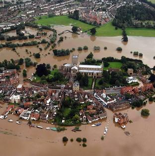 Met Office's chief scientist Dame Julia Slingo delivered a grim warning that the country should prepare itself for more flooding events in future