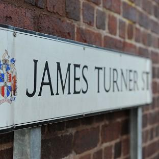 James Turner Street in Birmingham, where the first series of Benefits Street was filmed