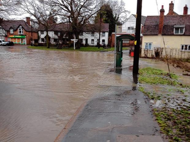 Flood protection work will take at least five years