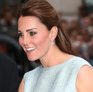 Halstead Gazette: The Duchess of Cambridge is to visit an art therapy room at a school in London