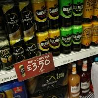 "Halstead Gazette: Abandoning annual tax increases on alcohol would be ""madness"", experts have warned"