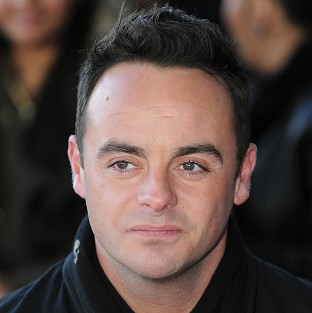 TV presenter Ant McPartlin lost the tip of his thumb in a kitchen accident