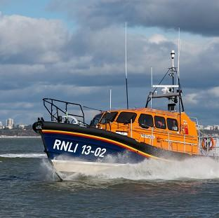 Halstead Gazette: The Royal National Lifeboat Institution's new Shannon class all-weather lifeboat. (PA)