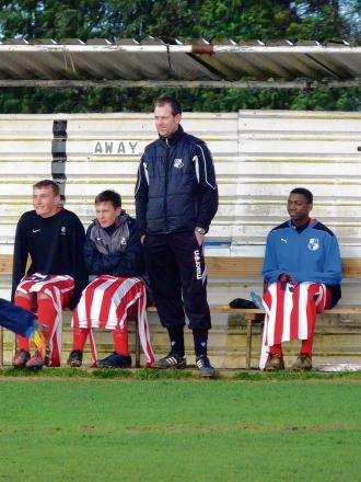 Mark Benterman exoects his players to be ready for their big game against Swaffham.