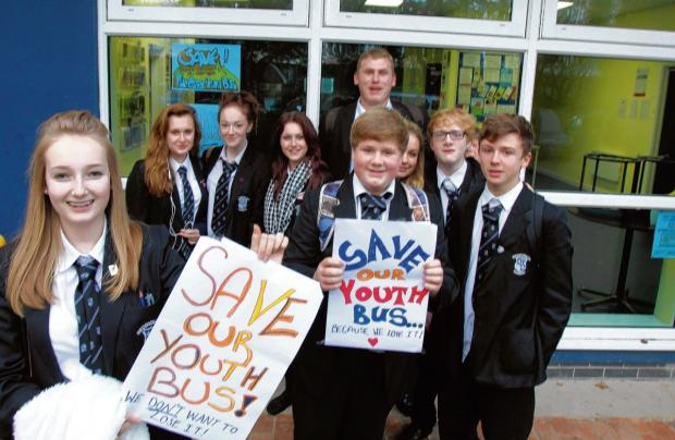 Teenagers triumphant in bid to save Halstead's youth services