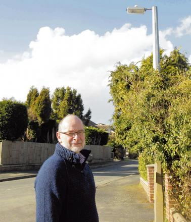 Village cuts its street lighting to save £4K